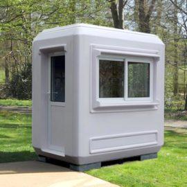 fiberglass cabin