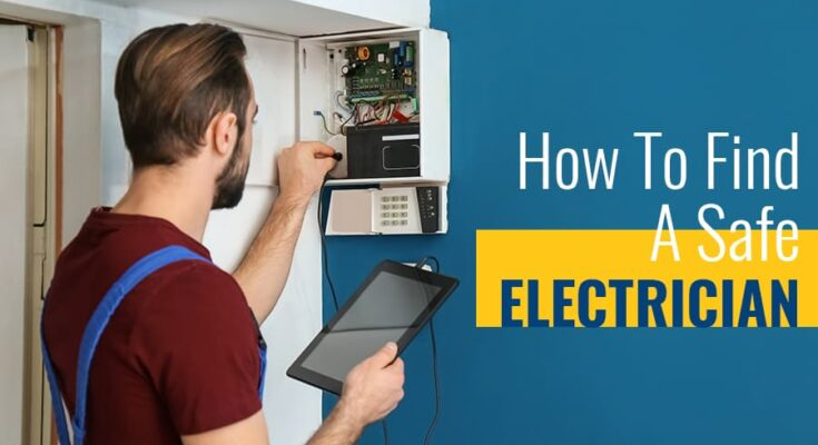 Find A Safe Electrician
