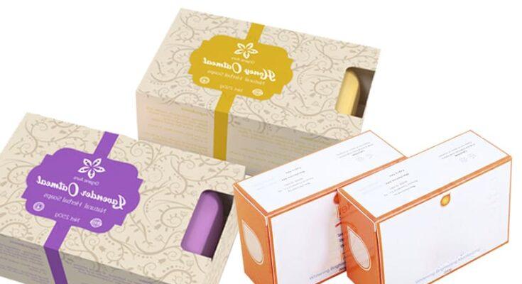 Custom Soap Printed Boxes